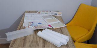 עיצוב בית משפחה צבעוני ושמח