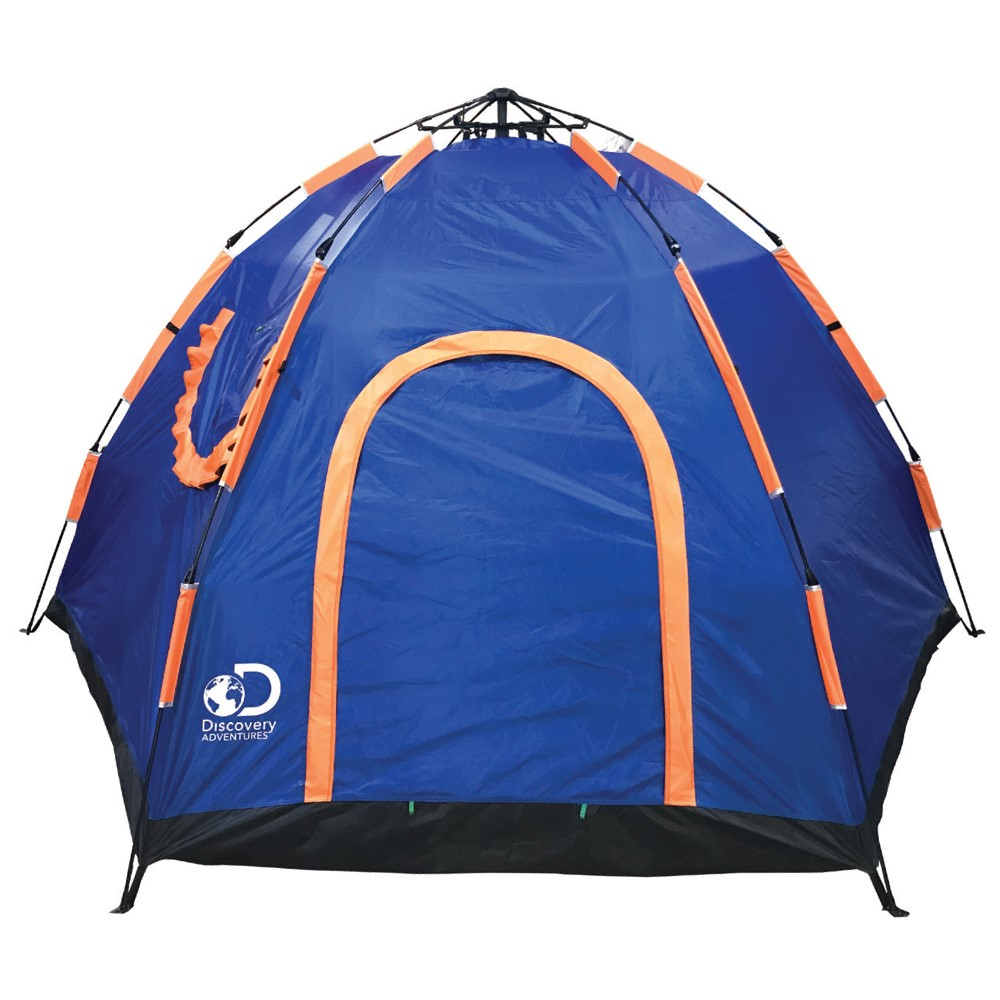 אוהל פתיחת מהירה ל  אנשים מבית DISCOVERY ADVENTURES  שח להשיג אצל המשווקים המורשים ובאתר היבואן ברקום יחצ