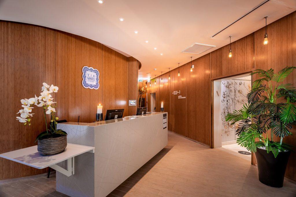 מלון דיוויד טוואר קבלה של הספא